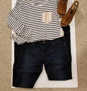 Seven7 skinny jeans